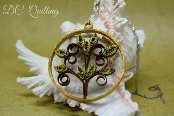 gioielli quilling
